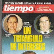 Coleccionismo de Revista Tiempo: REVISTA TIEMPO NUM 248 FEBRERO 1987. Lote 30407609