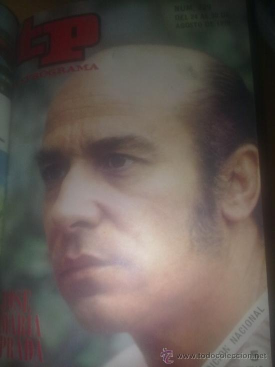 Coleccionismo de Revista Tiempo: TP TELEPROGRAMA Nª221 AL 230 AÑO 1970 (10 REVISTAS) Encuadernadas - Foto 3 - 30541533