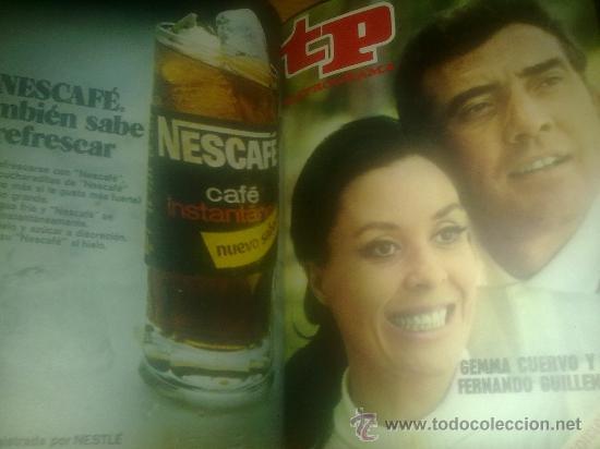Coleccionismo de Revista Tiempo: TP TELEPROGRAMA Nª221 AL 230 AÑO 1970 (10 REVISTAS) Encuadernadas - Foto 5 - 30541533