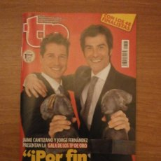 Coleccionismo de Revista Tiempo: REVISTA TP - N-2393 - DEL 13-19 FEBRERO 2012-. Lote 30728539