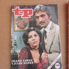 Coleccionismo de Revista Tiempo: TP NUM 565 FEBRERO 1977. Lote 30968242