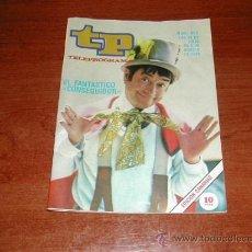 Coleccionismo de Revista Tiempo: TELEPROGRAMA (TP) Nº 695 DEL 30 DE JULIO AL 5 DE AGOSTO DE 1979 - REFª (JC) . Lote 31177546