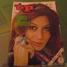 Coleccionismo de Revista Tiempo: TELEPROGRAMA TP NUMERO 235 OCTUBRE 1970. Lote 31506471