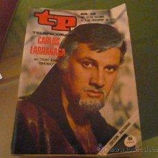 Coleccionismo de Revista Tiempo: TELEPROGRAMA TP NUMERO 238 NOVIEMBRE 1970. Lote 31506763