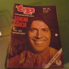 Coleccionismo de Revista Tiempo: TELEPROGRAMA TP NUMERO 239 NOVIEMBRE 1970. Lote 31507208