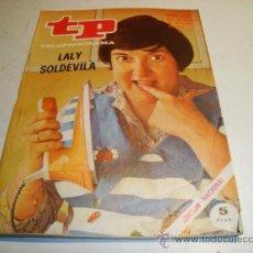 Coleccionismo de Revista Tiempo: TP TELEPROGRAMA Nº 237 (1971) LADY SOLDEVILLA. Lote 32557301