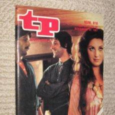 Coleccionismo de Revista Tiempo: TP TELEPROGRAMA Nº 816 DE 1981. AL ESTE DEL EDEN. Lote 32617714