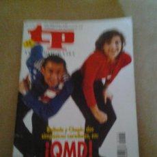 Coleccionismo de Revista Tiempo: TP BELINDA Y CHAPIS QUE ME DICES QMD. Lote 35558279