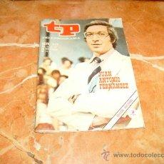 Coleccionismo de Revista Tiempo: TELEPROGRAMA - TP- 1974. Lote 36464341