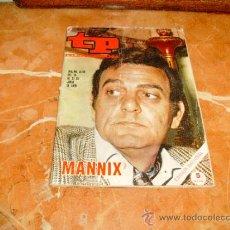 Coleccionismo de Revista Tiempo: TELEPROGRAMA - TP- 1970. Lote 36464353