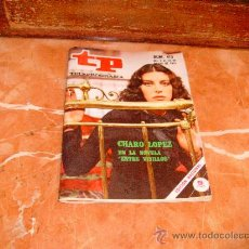 Coleccionismo de Revista Tiempo: TELEPROGRAMA - TP- 1974. Lote 36542184