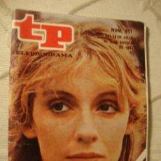 Coleccionismo de Revista Tiempo: REVISTA - TP - Nº 851 TIERRAS SIN FRONTERAS. Lote 37061911