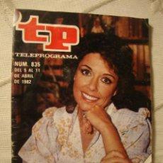 Coleccionismo de Revista Tiempo: REVISTA - TP - Nº 831 MONICA RANDALL. Lote 37061925