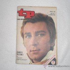 Coleccionismo de Revista Tiempo: TP TELEPROGRAMA Nº 196 1970. Lote 37620482