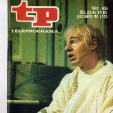 Coleccionismo de Revista Tiempo: TP PROGRAMACIÓN SEMANAL-YO,CLAUDIO. Lote 37695306