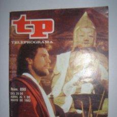 Coleccionismo de Revista Tiempo: TP Nº 890 AÑO 1983. Lote 38834743