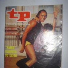 Coleccionismo de Revista Tiempo: TP Nº 931 AÑO 1984. Lote 38834776