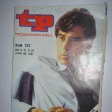 Coleccionismo de Revista Tiempo: TP Nº 793 AÑO 1981 . Lote 38835007