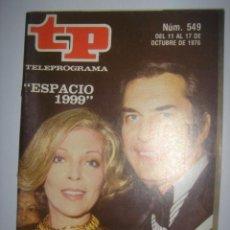 Coleccionismo de Revista Tiempo: TP Nº 549 AÑO 1976 . Lote 38835056
