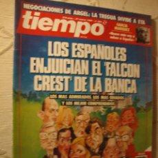 Coleccionismo de Revista Tiempo: REVISTA TIEMPO. Lote 42079627