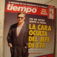 Coleccionismo de Revista Tiempo: REVISTA TIEMPO. Lote 42081131