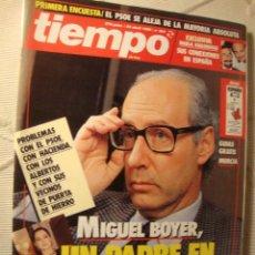 Coleccionismo de Revista Tiempo: REVISTA TIEMPO. Lote 42082496