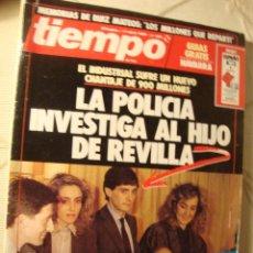Coleccionismo de Revista Tiempo: REVISTA TIEMPO. Lote 42083553