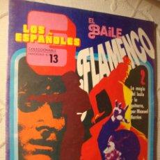 Coleccionismo de Revista Tiempo: REVISTA LOS ESPAÑOLES FLAMENCO. Lote 42085720