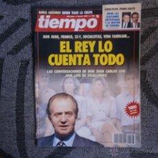 Coleccionismo de Revista Tiempo: TIEMPO Nº 421,ISABEL PREYSLER-DESPLEGABLE DEL PEUGEOT 605-VICTOR OCHOA-PASTORA VEGA-LOLA FLORES. Lote 42677621