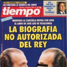 Colecionismo da Revista Tiempo: REVISTA TIEMPO Nº 564 22 DE FEBRERO DE 1993 MUY NUEVA. Lote 43320129