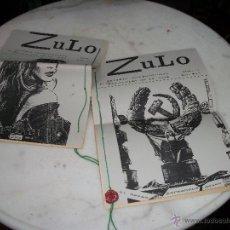 Coleccionismo de Revista Tiempo: ZULO.. Lote 45544101