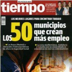 Coleccionismo de Revista Tiempo: REVISTA TIEMPO [NÚMERO 1.635][DEL 24 AL 30 DE ENERO DE 2014]. Lote 46179005