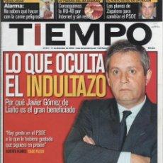 Coleccionismo de Revista Tiempo: REVISTA TIEMPO. Lote 47123106