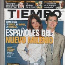 Coleccionismo de Revista Tiempo: REVISTA TIEMPO. Lote 47203612