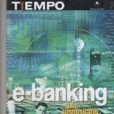 Coleccionismo de Revista Tiempo: REVISTA TIEMPO. Lote 47203686