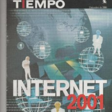 Coleccionismo de Revista Tiempo: REVISTA TIEMPO. Lote 47209078