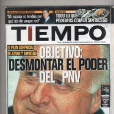 Coleccionismo de Revista Tiempo: REVISTA TIEMPO. Lote 47322249