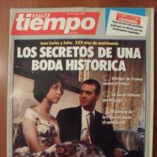 Coleccionismo de Revista Tiempo: REVISTA TIEMPO, EXTRA, MAYO 1987. Lote 48289462