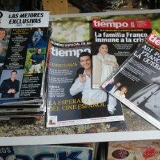 Coleccionismo de Revista Tiempo: 47 REVISTAS REVISTA TIEMPO.AÑO 2012.. Lote 52372032