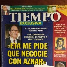 Coleccionismo de Revista Tiempo: REVISTA TIEMPO Nº765: LOS DEL RÍO, LOLES LEÓN, ANABEL ALONSO, LOLES LEÓN, CARMEN SEVILLA, BIBIANA,. Lote 53181497