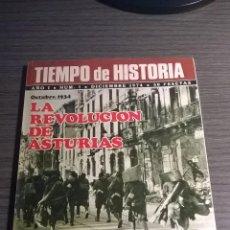 Coleccionismo de Revista Tiempo: TIEMPO DE HISTORIA - AÑO I - Nª 1 - DICIEMBRE 1974. Lote 54308245
