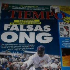 Coleccionismo de Revista Tiempo: REVISTA TIEMPO NÚMERO 763 CORRESPONDIENTE A DICIEMBRE 1996. Lote 54708521