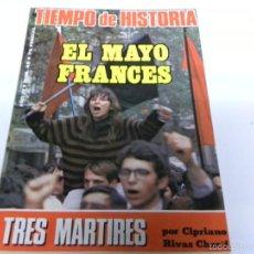 Coleccionismo de Revista Tiempo: TIEMPO DE HISTORIA-EL MAYO FRANCES. Lote 55122857