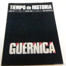 Coleccionismo de Revista Tiempo: TIEMPO DE HISTORIA-GUERNICA. Lote 55122983