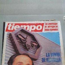 Coleccionismo de Revista Tiempo: REVISTA TIEMPO DE HOY AÑO 1985 N° 188 PORTADA LA VENTA DE RUMASA. Lote 57873701