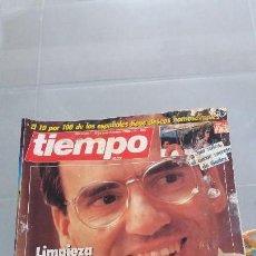 Coleccionismo de Revista Tiempo: REVISTA TIEMPO DE HOY AÑO 1986 N° 227. Lote 57873893