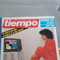 Coleccionismo de Revista Tiempo: REVISTA TIEMPO DE HOY AÑO 1986 N° 195. Lote 57874040