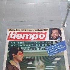 Coleccionismo de Revista Tiempo: REVISTA TIEMPO DE HOY AÑO 1986 N° 205. Lote 57874138