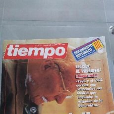 Coleccionismo de Revista Tiempo: REVISTA TIEMPO DE HOY AÑO 1986 N° 233. Lote 57874197