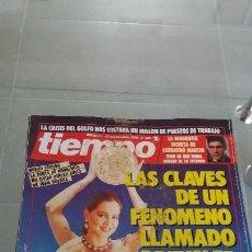 Coleccionismo de Revista Tiempo: REVISTA TIEMPO DE HOY AÑO 1990 N° 437 PORTADA PREYSLER. Lote 57874225